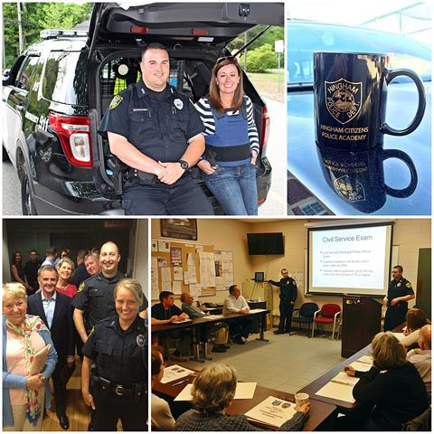 Citizen's Police Academy | Hingham Police Department, MA
