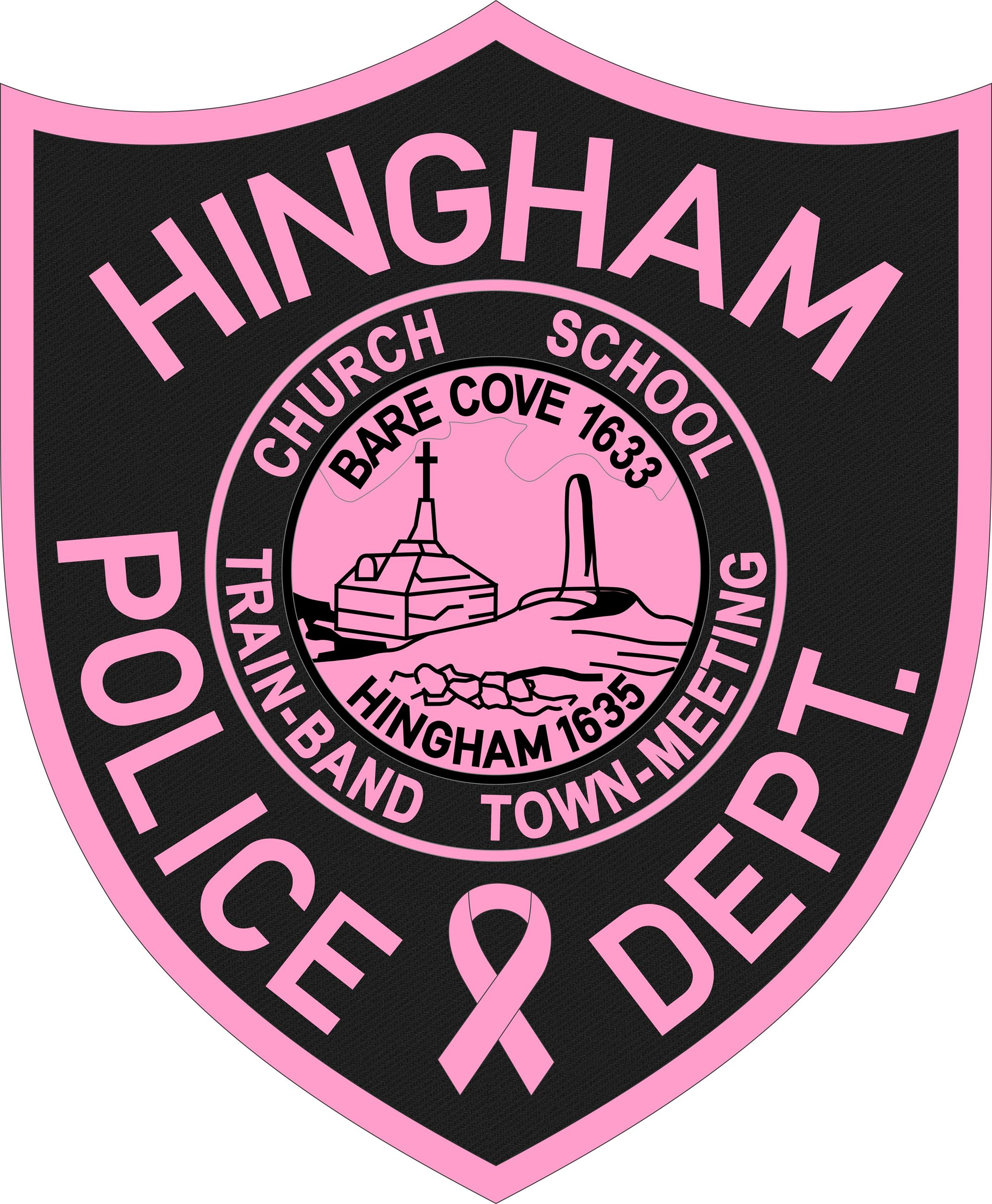 HPD Pink Patch