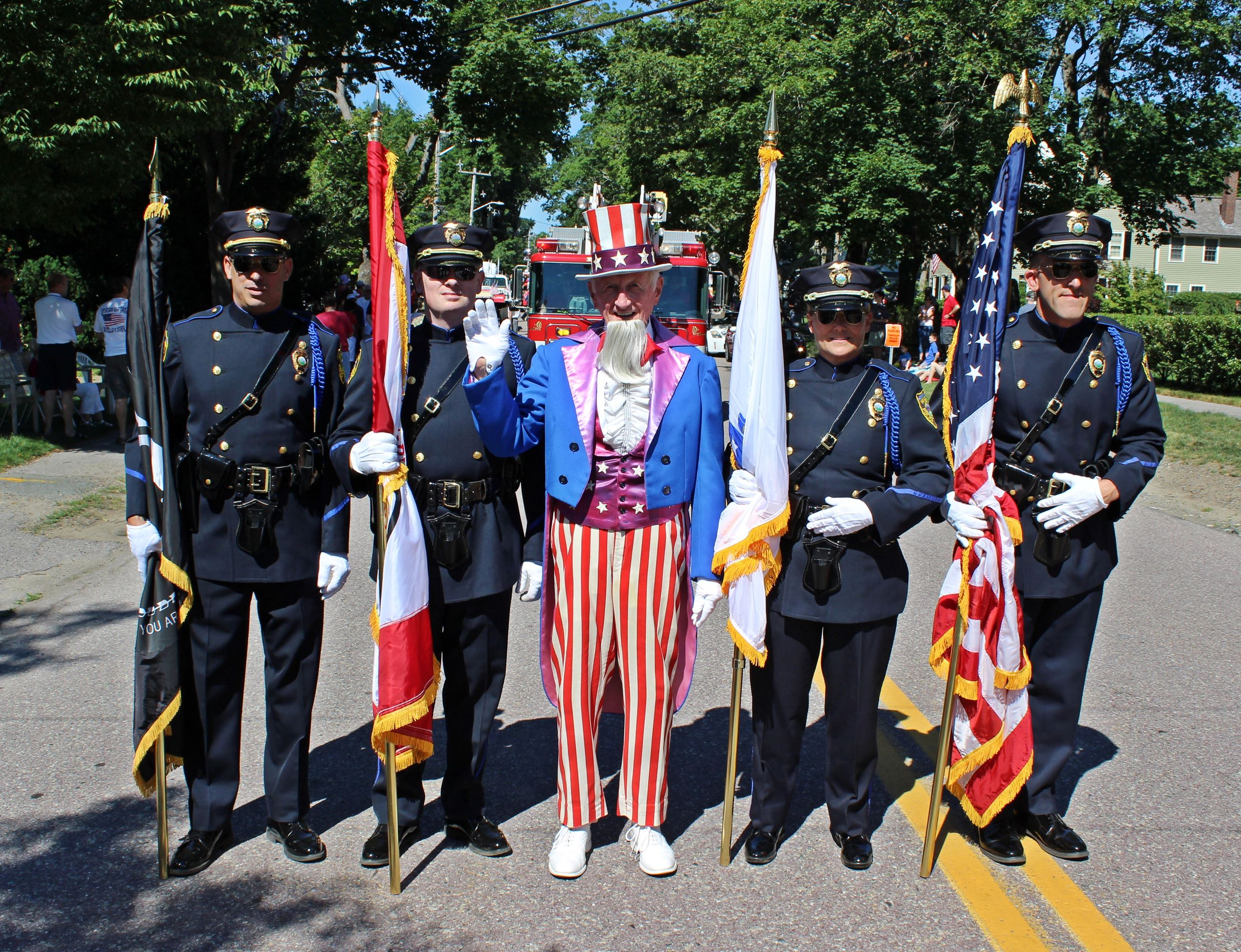 Hingham July 4th Parade